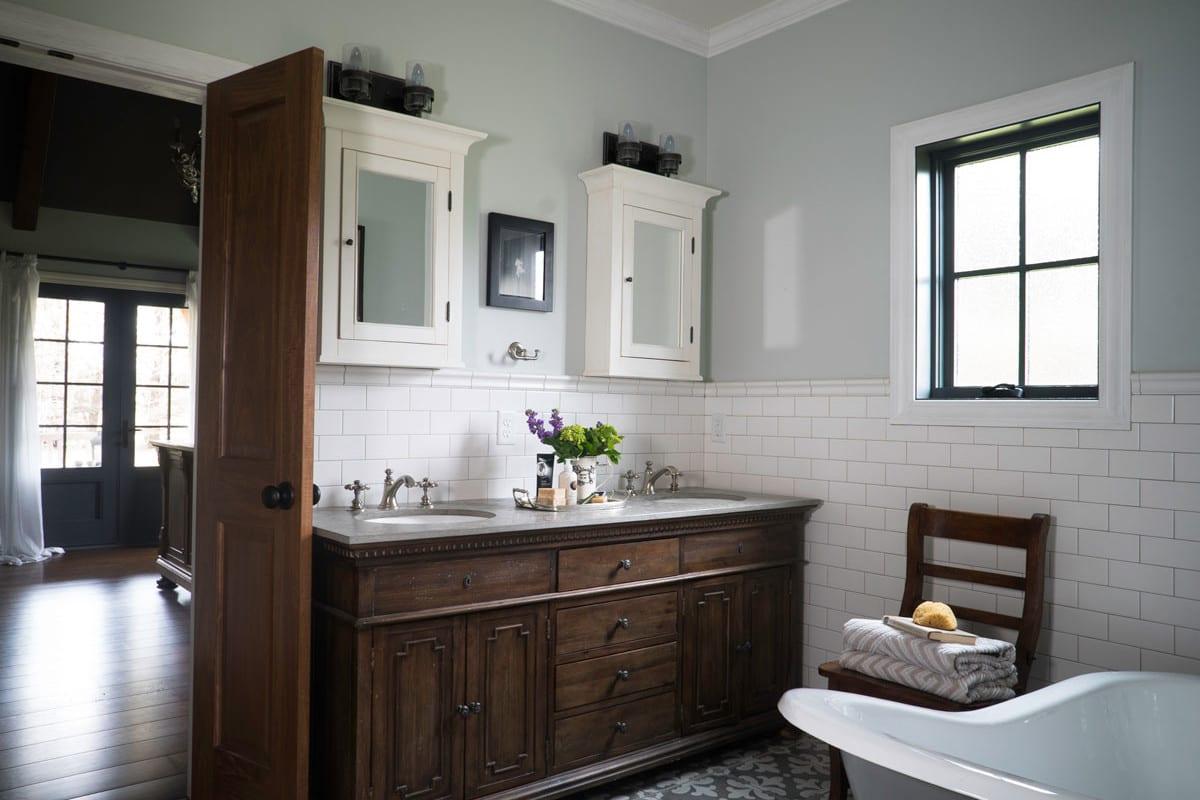 remodel master bathroom medicine cabinets