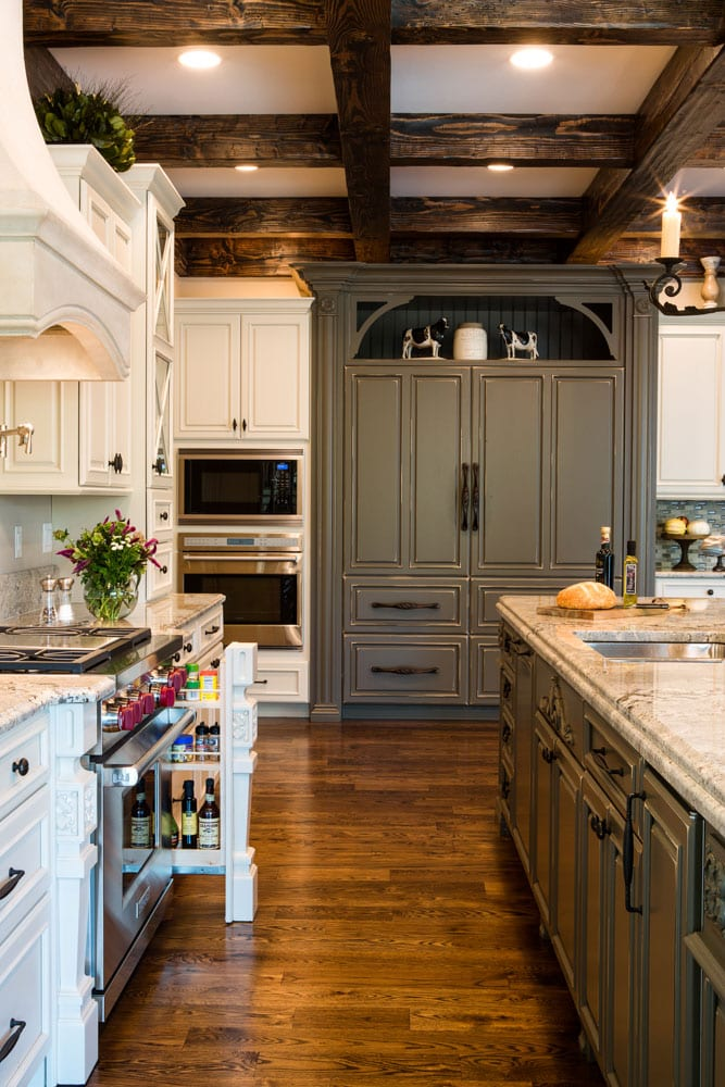 The Kitchen Work Triangle: Will It Work For You? - Karr Bick Kitchen ...