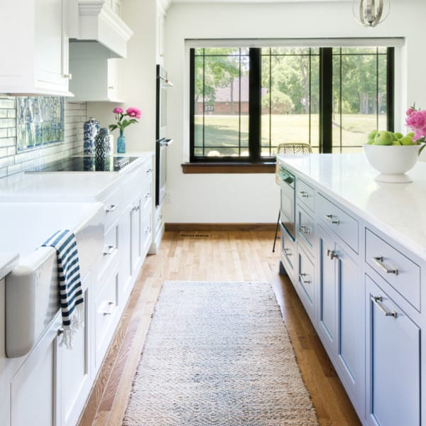 A Kitchen with Family History in Mind
