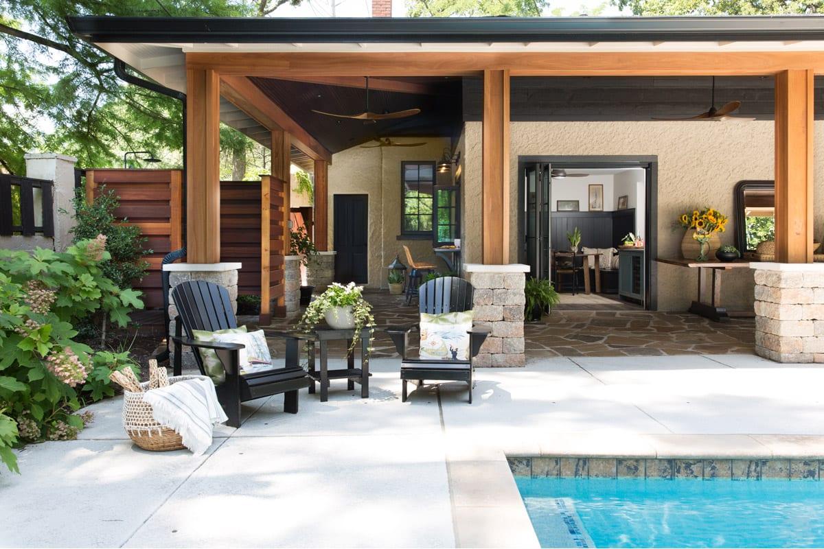 pool house renovation st louis mo